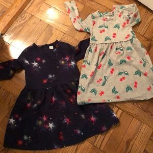 Baby Gap 5T dress set
